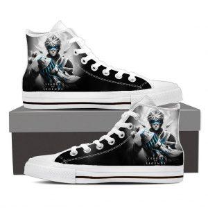 League of Legends Ezreal Prodigal Explorer Cool Sneaker Converse Shoes - Superheroes Gears