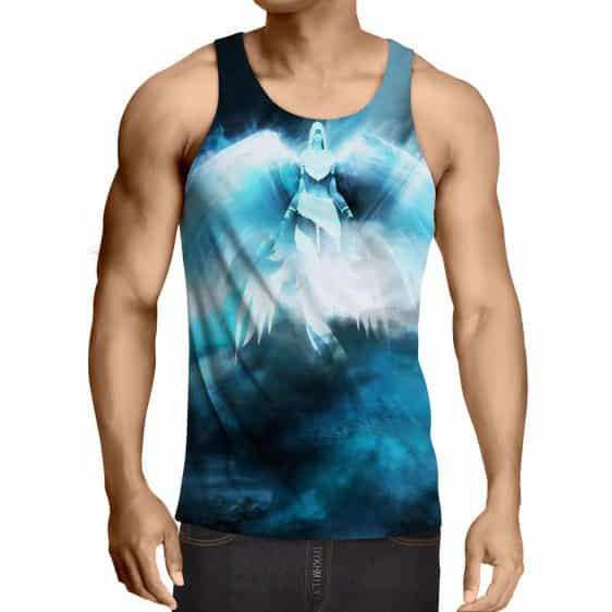 World of Warcraft Spirit Healer Angel Streetwear Tank Top