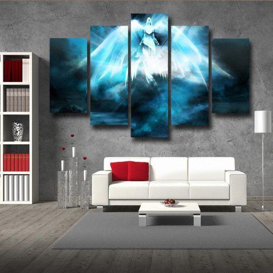 World of Warcraft Spirit Healer Angel Cool 5pc Wall Art Poster Prints