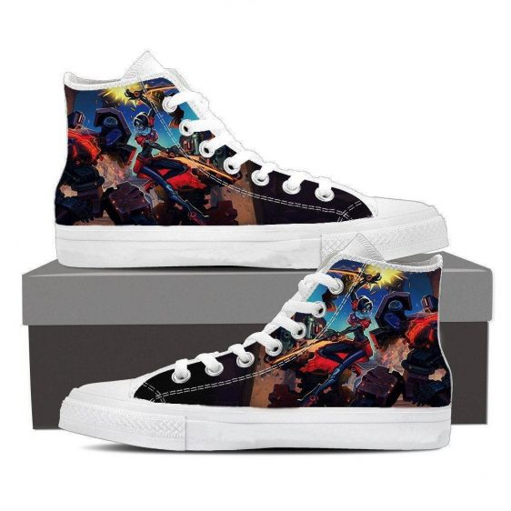 Overwatch Day of The Dead Hero Art Sneakers Converse Shoes
