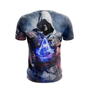 Assassin's Creed Rebellious Jacob Frye Vibrant Print T-Shirt