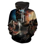 Guardians of the Galaxy Cartoon Theme Team Battle Dope Hoodie - Superheroes Gears