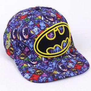 Batman Logo Cool All Style Blue Streetwear Baseball Snapback - Superheroes Gears