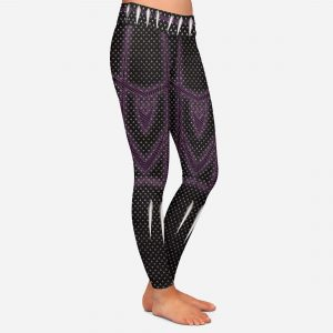 Black Panther Original Cosplay Women Leggings Yoga Pants - Superheroes Gears