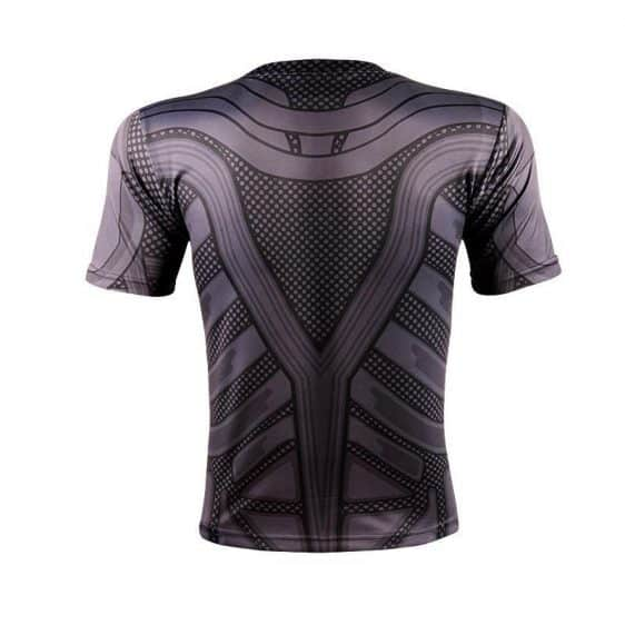 DC Comic The Dark Knight Awesome Full 3D Printed Fitness T-shirt - Superheroes Gears