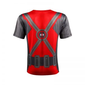 Deadpool Marvel The Funny Awesome Anti Hero Cool Fitness T-shirt - Superheroes Gears