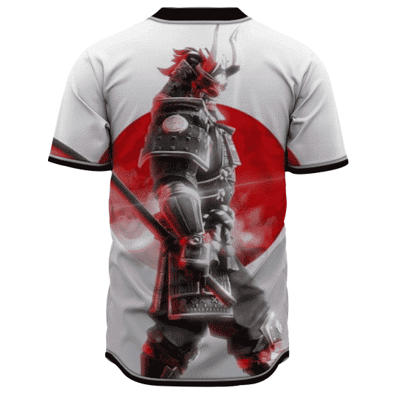 Fortnite Shogun Legendary Samurai Outfit Skin Baseball Jersey