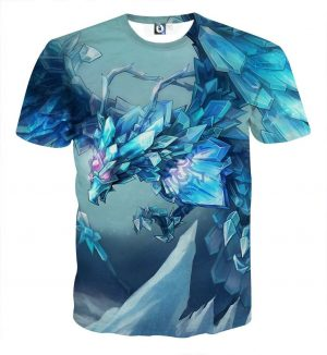 League of Legends Anivia Powerful Cryophoenix Cool Design LoL T-Shirt - Superheroes Gears