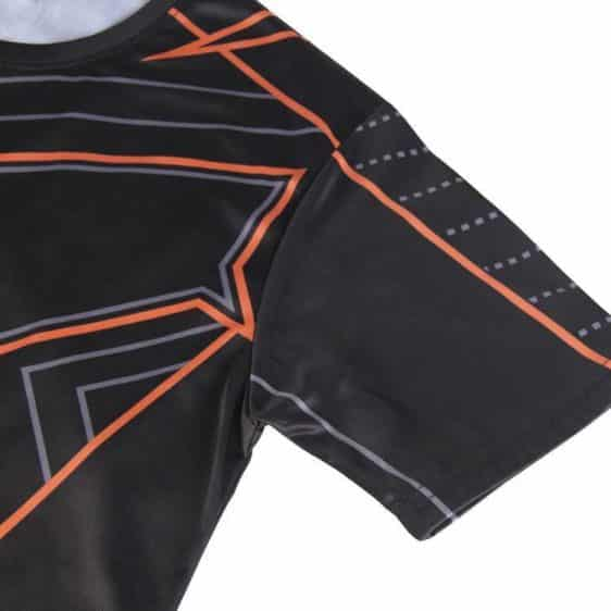Marvel Mutants X-men First Class Uniform Modern Stylish T-shirt