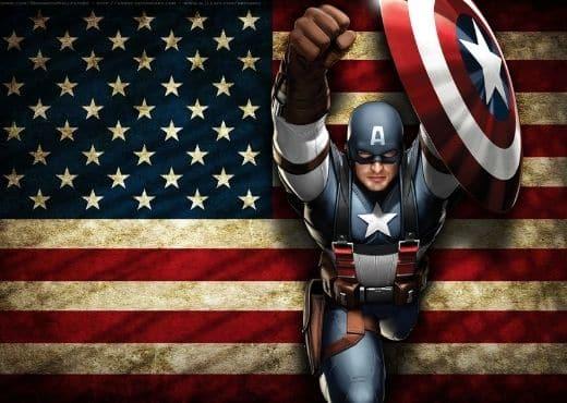 Shop Captain America