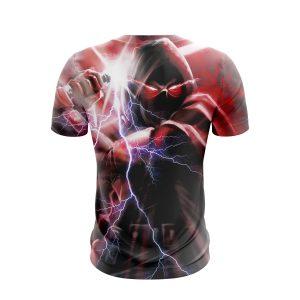 Star Wars Evil Villain Kylo Ren With Mask Design T-Shirt