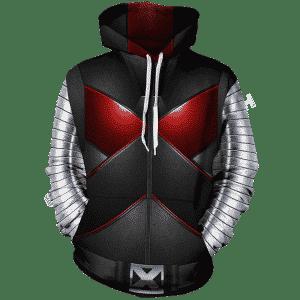 X-Men Mutant Colossus Piotr Rasputin Uniform Cosplay Hoodie