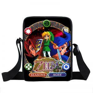 The Legend Of Zelda Oracle of Seasons & Ages Cross Body Bag
