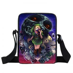 The Legend Of Zelda Majora's Mask Epic Fantasy Cross Body Bag