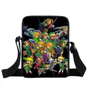 The Legend Of Zelda Majora's Mask Link Designs Cross Body Bag